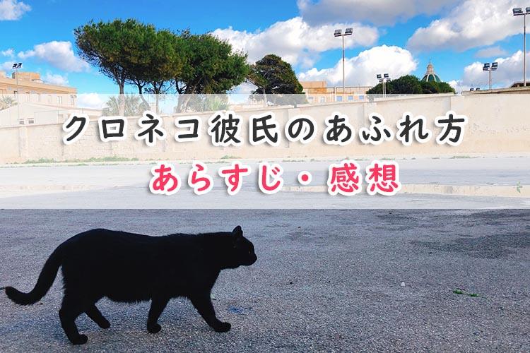 クロネコ彼氏のあふれ方(BL漫画)のあらすじ・感想ネタバレ!クロネコ彼氏シリーズ【5】