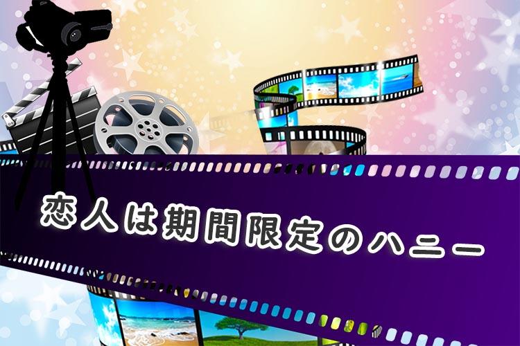 恋人は期間限定のハニー(BL漫画)のあらすじ・感想ネタバレ!人気俳優✕地味リーマン
